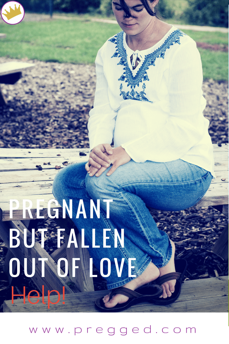 What to Do When I'm Pregnant But Fallen Out of Love with My SO