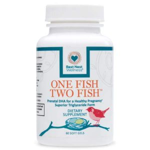 fish oils in pregnancy