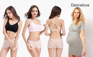 comfortable nursing bras
