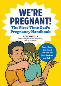 first time Dads pregnancy book