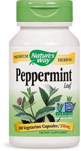 post c-section peppermint