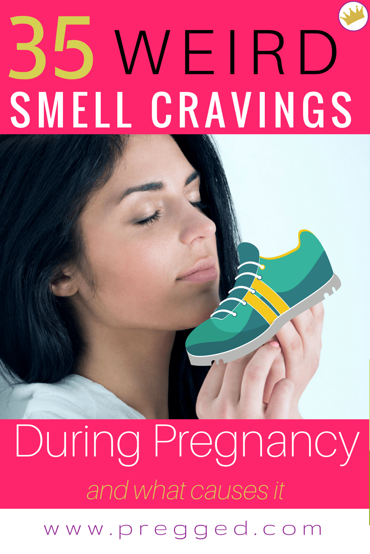 Are you Craving Weird Smells During Your Pregnancy? And wondering WHY? Here are 35 weird and unusual Smell Cravings Reported by Real Moms to be