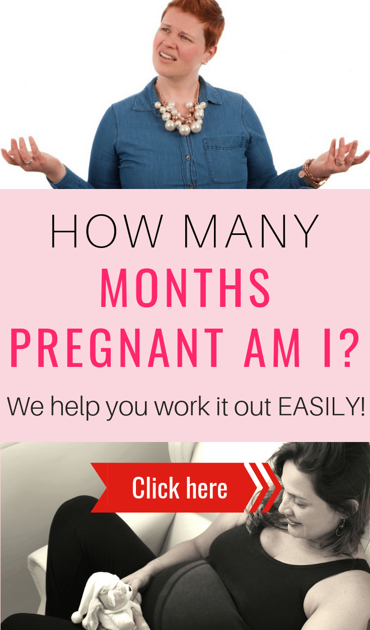 Check out this confusion busting guide to working out how many weeks or months pregnant you are. So if there's 280 days in a pregnancy that makes 10 months or is it 9 1/2 months? When do you count from? And how many weeks or months am I? Find out here srcset=