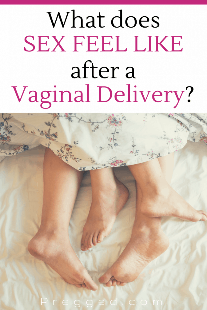 Will it hurt? Will my VJ be loose? Will it feel as good as before? WE answer all your questions about sex after a vaginal delivery here...#postpartum #laboranddelivery #pregnancy #pregnant