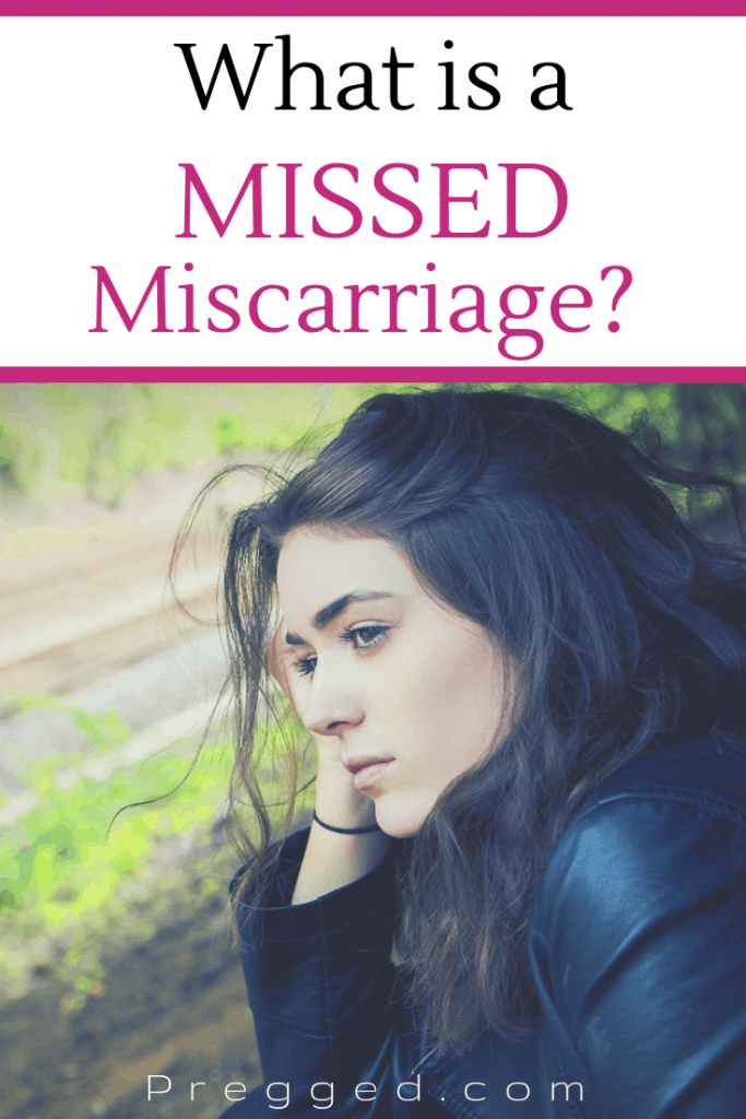 What is a missed miscarriage? How do you know if you're having one? How is a missed miscarriage diagnosed and treated? Here we answer all your questions about this sad type of pregnancy loss....#miscarriage #pregnancy #firsttrimester #missedmiscarriage #pregnancyloss