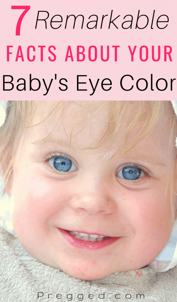 Is it possible to PREDICT what your baby's eye color will be? Pediatrician Dr Charlene Fernández-Camacho teaches us everything we need to know about babies eye color here...#baby #babyhealth #healthybaby babycare #newborn #pregnancy