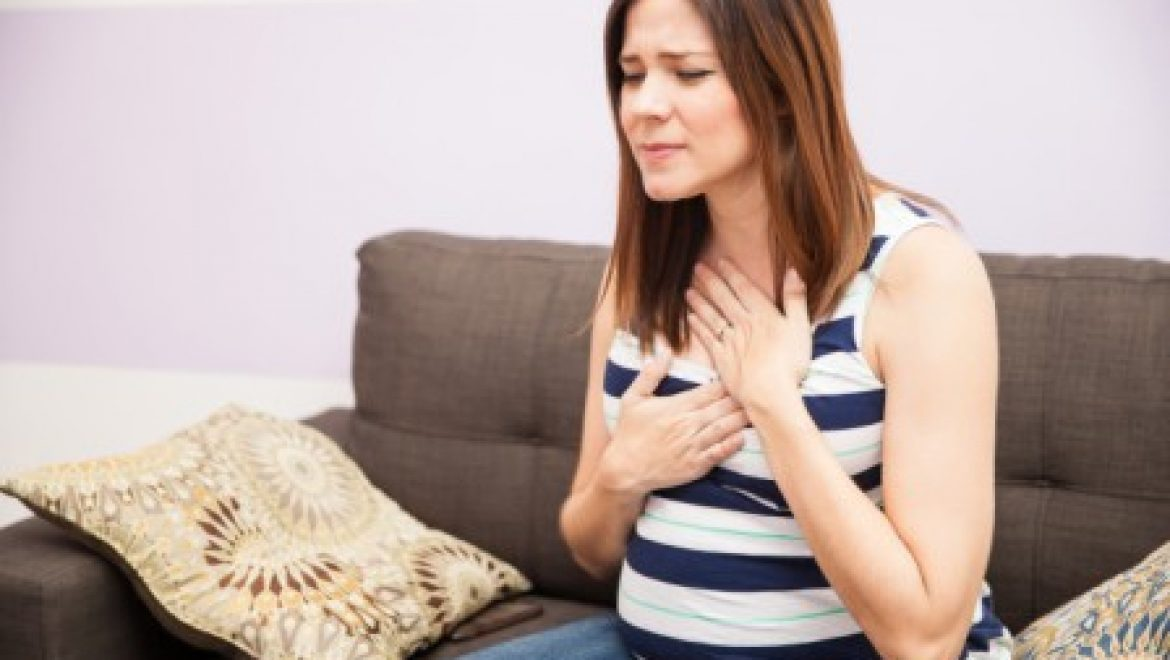 What Does Heartburn Feel Like When You're Pregnant?