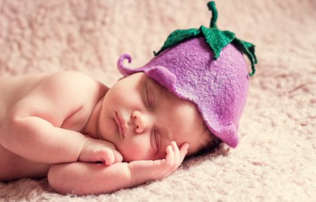 115Baby Girl Names Inspired by Nature